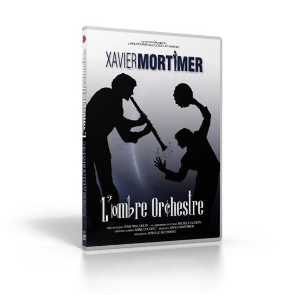 XAVIER MORTIMER L'ombre Orchestre