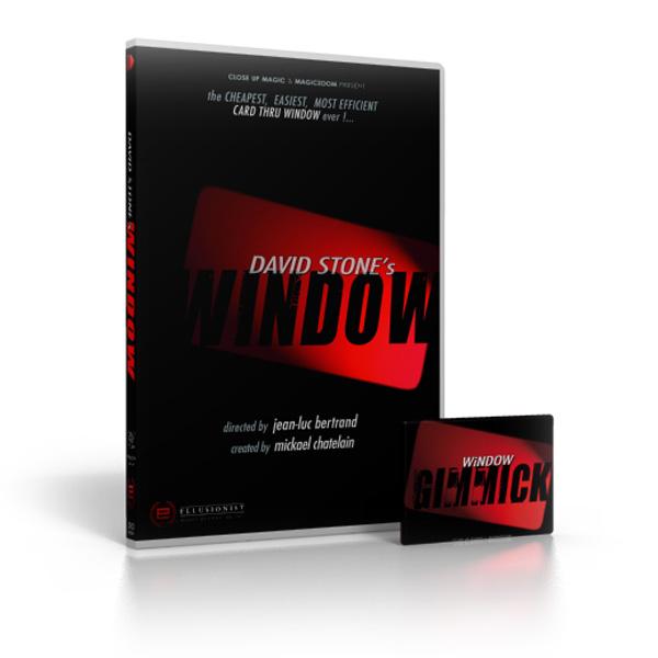 DAVID STONE's WINDOW