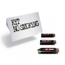 Kit No Smoking