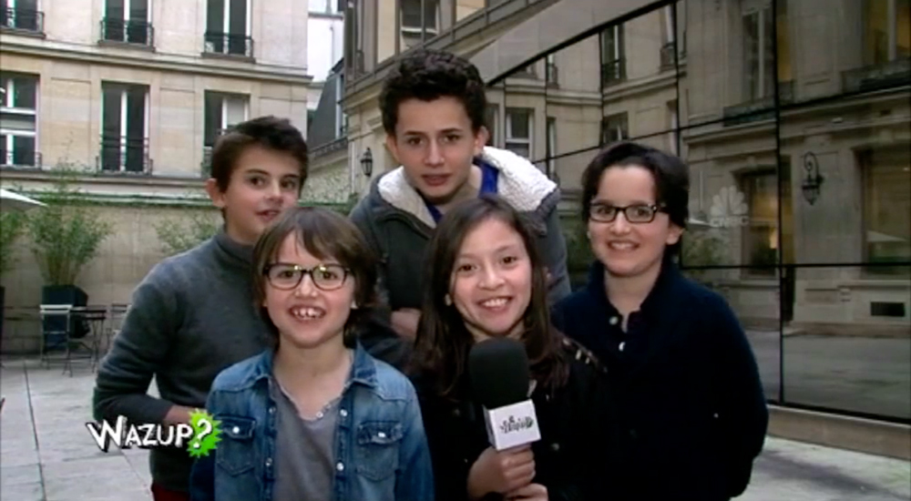 Magic Kids sur Wazup