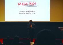 Conférence de presse magic kids lagardère