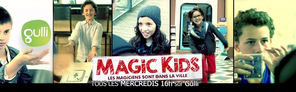 Magic Kids - GULLI