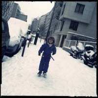 FLYiNG – Baby snow
